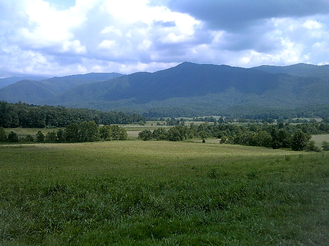 Cades Cove - The Great Smoky Mountains