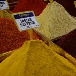 Istanbul's many spices