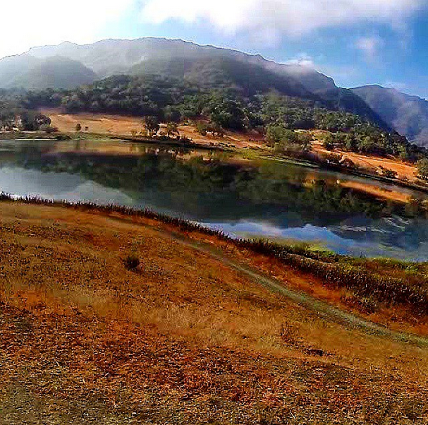 The Lake at Alisal Guest Ranch