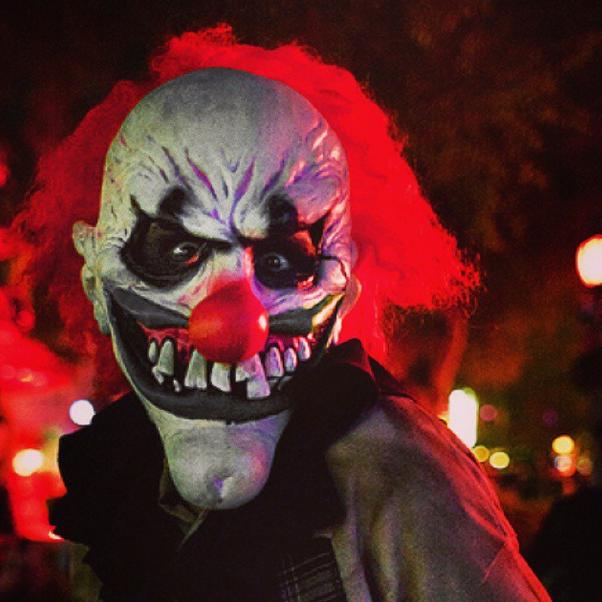 Knott's Scary Farm - Mask