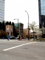 Vancouver Downtown Crossroads