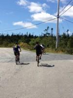 Mountain Biking Adventure Difficult Trails Nova Scotia