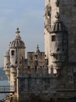 detail torre de belém