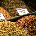 More Lovely tea at the Spice Bazar in Istanbul