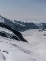 The Jungfraujoch in Switzerland