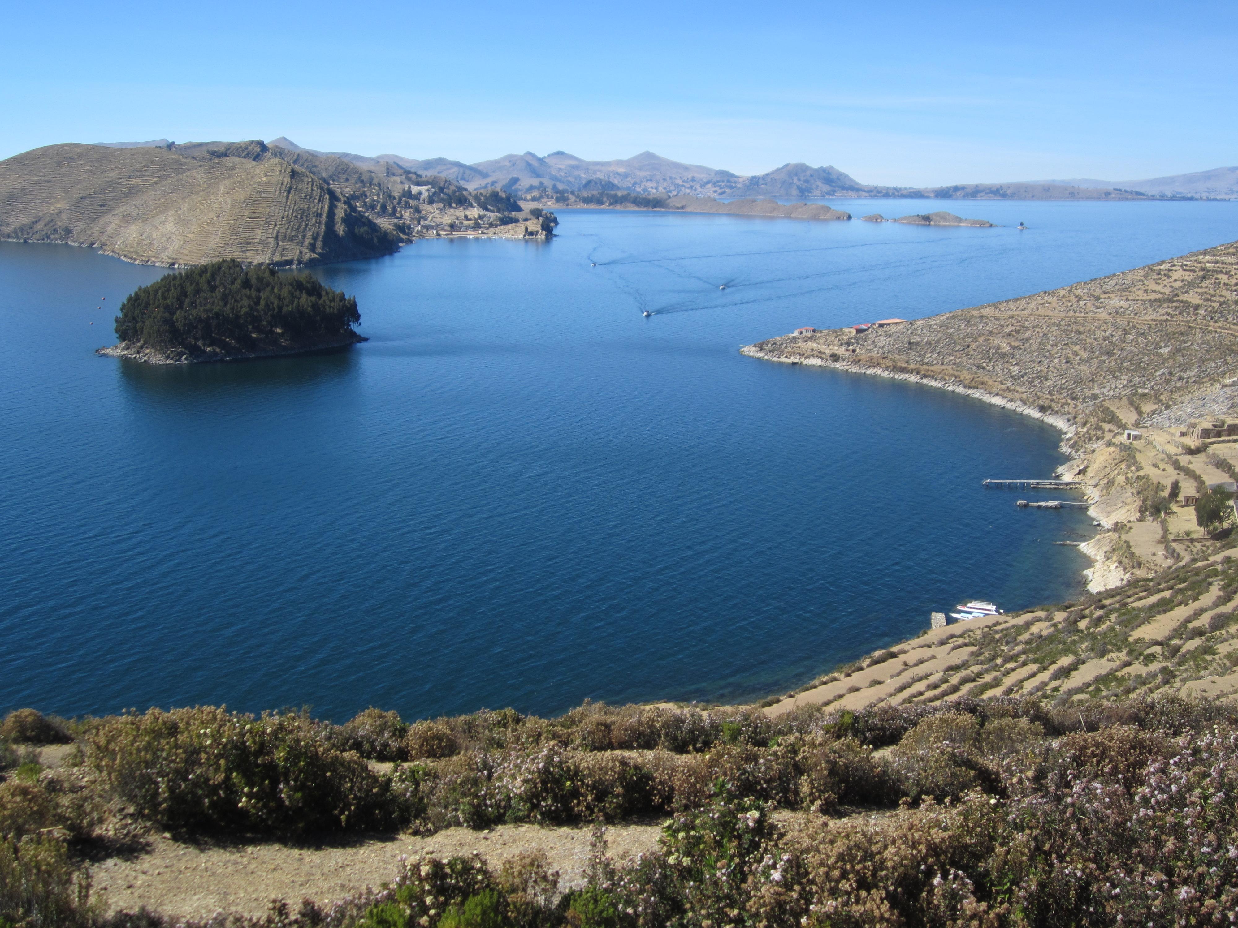 La Isla del Sol, Bolivia