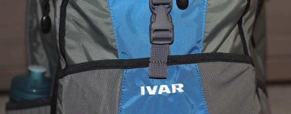 Ivar Revel Backpack- Preparing for a trip