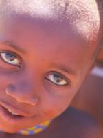 Himba Child, Namibia