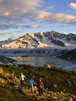 Trek Alaska, Iceberg Lake