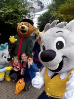 Europa Park Characters