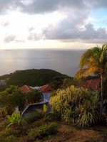 Sunset at Windjammer landing - Estate Villa 406