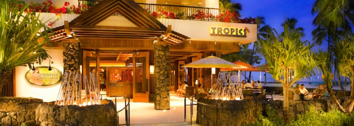 Tropics at Hilton Hawaiian Village